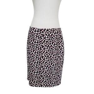 Festive Pencil Skirt from Ann Taylor